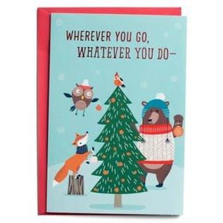 Christmas Boxed Cards: Wherever You Go