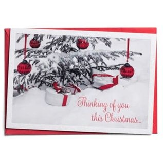 Christmas Boxed Cards: Thinking of You this Christmas