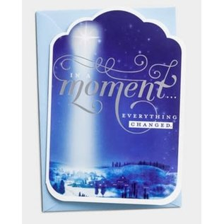 Christmas Boxed Cards: In a Moment Everything Changed