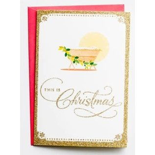 Christmas Boxed Cards: This is Christmas