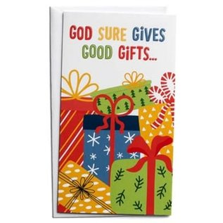 Christmas Boxed Cards: God's Gifts (Little Inspirations)