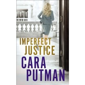 Imperfect Justice (Cara Putman), Mass Market Paperback