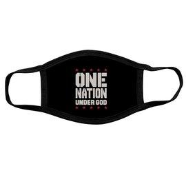Face Mask: One Nation Under God
