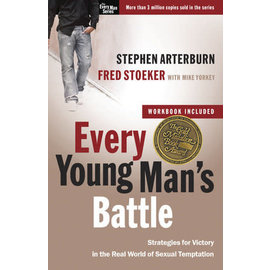 Every Young Man's Battle w/Study Guide (Stephen Arterburn, Fred Stoeker), Paperback