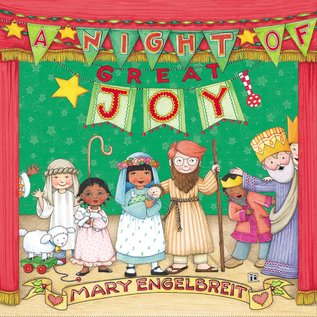 A Night of Great Joy (Mary Engelbreit), Board Book