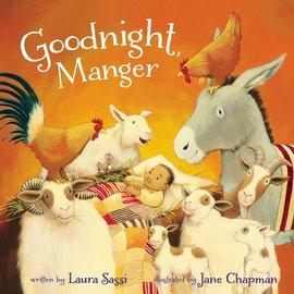 Goodnight, Manger (Laura Sassi), Hardcover