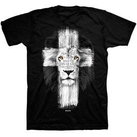 T-shirt - Lion Cross