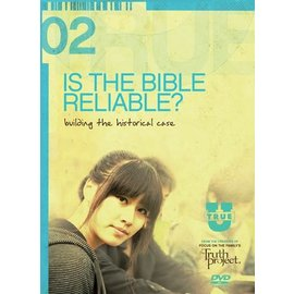 DVD - TrueU #2: Is the Bible Reliable? (Focus on the Family)