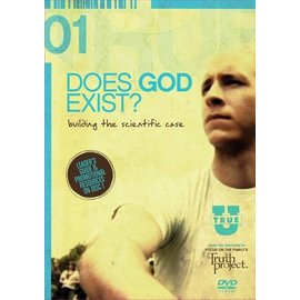 DVD - TrueU #1: Does God Exist? (Focus on the Family)