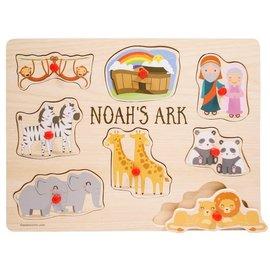 Peg Puzzle - Noah's Ark