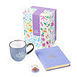Boxed Gift Set - Be Brave, Purple