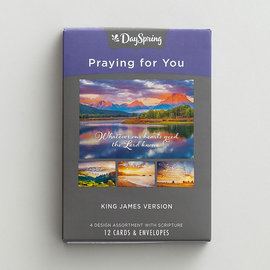 Boxed Cards - Praying for You: Dawn of Day