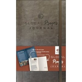 Global Prayer Journal (Voice of the Martyrs), Imitation Leather
