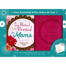 Too Blessed to be Stressed for Moms Boxed Set (Debora Coty)