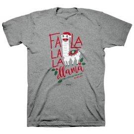 T-shirt - Llama (Christmas 2020)