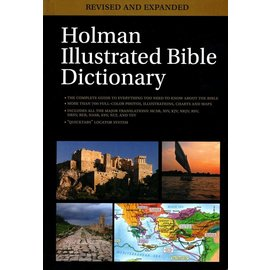 Holman Illustrated Bible Dictionary, Hardcover
