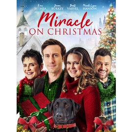 DVD - Miracle on Christmas