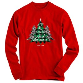 T-shirt - Joy to the World (Christmas 2020), Long-sleeve