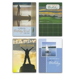 Boxed Cards - Birthday, For Him