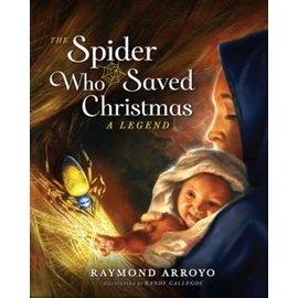 The Spider Who Saved Christmas (Raymond Arroyo), Hardcover