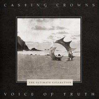 CD - Voice of Truth: The Ultimate Collection (Casting Crowns)