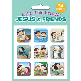 Stickers: Jesus & Friends