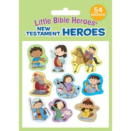 Stickers: New Testament Heroes