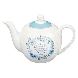 Teapot - A Sweet Friendship