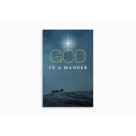 Good News Bulk Tracts: God in a Manger