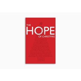 Good News Bulk Tracts: The Hope of Christmas