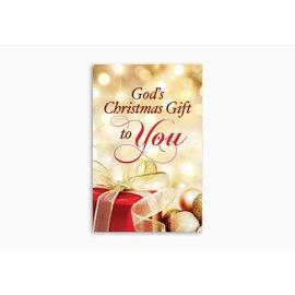 Good News Bulk Tracts: God's Christmas Gift to You