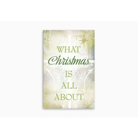 Good News Bulk Tracts: What Christmas is All About