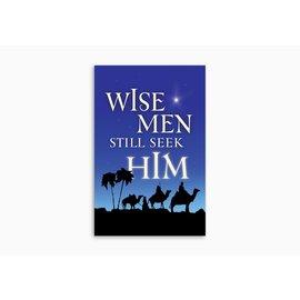 Good News Bulk Tracts: Wise Men Still Seek Him