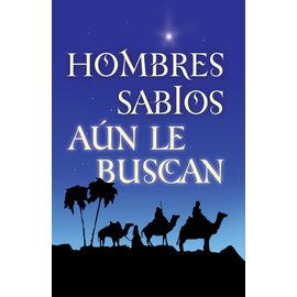 Good News Bulk Tracts: Wise Men Still Seek Him (Spanish)