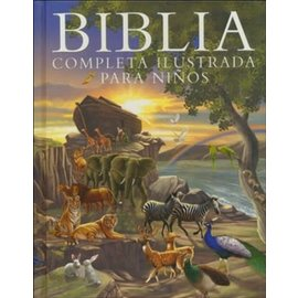 Complete Illustrated Children's Bible, Spanish