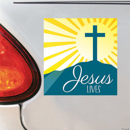 Car Magnet - Jesus Lives