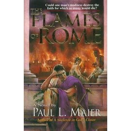 The Flames of Rome (Paul Maier), Hardcover