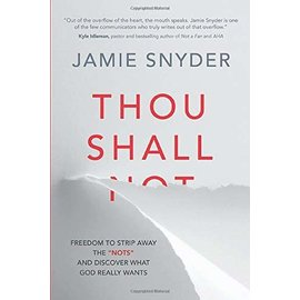 Thou Shall (Jamie Snyder), Paperback