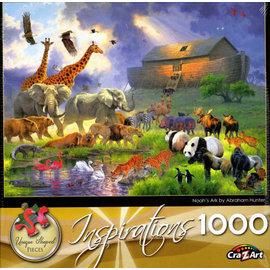 Puzzle: Noah's Ark (1,000 piece)