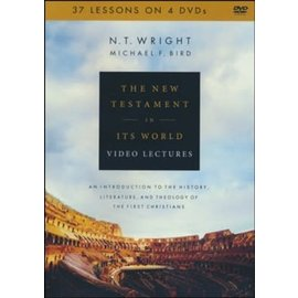 DVD - The New Testament in Its World (N.T. Wright, Michael F. Bird)