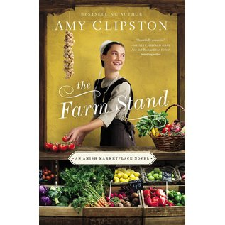 Amish Marketplace #2: The Farm Stand (Amy Clipston), Paperback