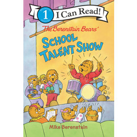 I Can Read Level 1: The Berenstain Bears - School Talent Show