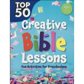 Top 50 Creative Bible Lessons: Fun Activities for Preschoolers