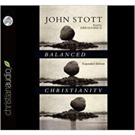 Balanced Christianity (John Stott, 2 CD), Audiobook