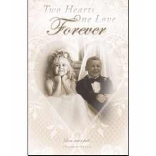 Bulletins: Two Hearts One Love Forever