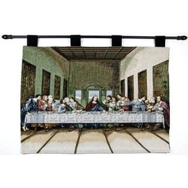 """Wall Hanging - Last Supper, Tapestry (36"""" x 26"""")"""