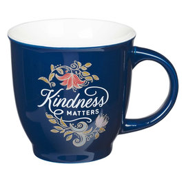 Mug - Kindness Matters, Blue