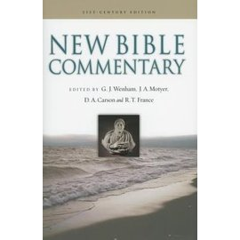 New Bible Commentary (Fourth Edition), Hardcover