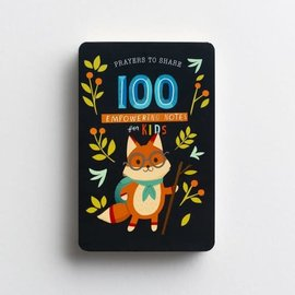 Prayers to Share: 100 Empowering Notes for Kids