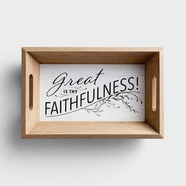 Tray - Great is Thy Faithfulness